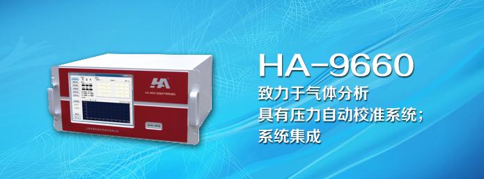 HA-9660在线式气相色谱仪