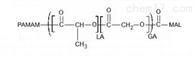 PAMAM-PLGA-MAL树枝状嵌段共聚物