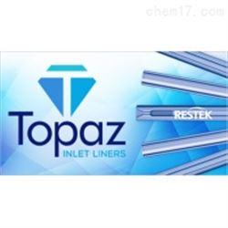 Topaz 進樣襯管用於DANI GCs