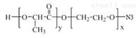 PLA-PEG-N3 MW:2000,5000/两亲性嵌段共聚物