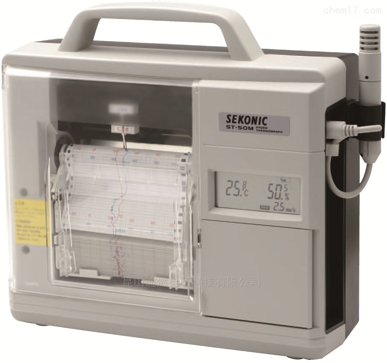SEKONIC溫濕度記錄儀ST-50A
