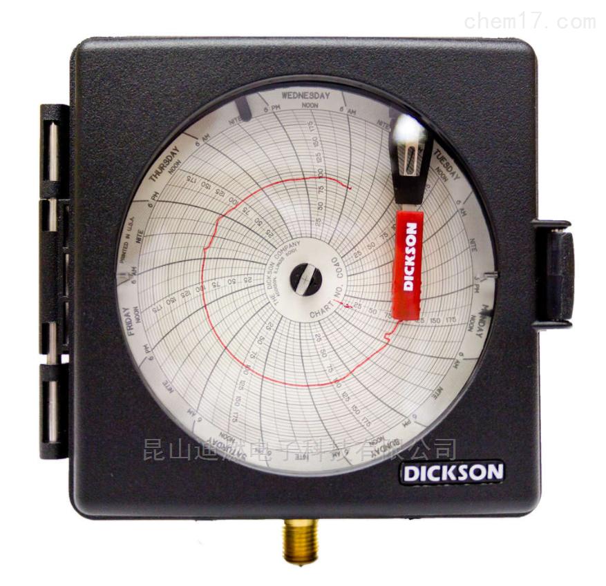 DICKSON圆图压力记录仪 PW470