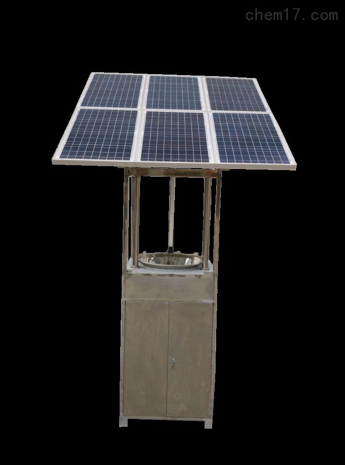 HX-CQ4太阳能虫情测报灯 240W太阳板、200A蓄电池