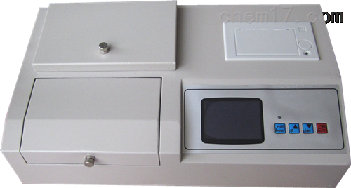 HX-C6+微电脑农药残留速测仪(标准型)控温空湿