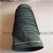 安徽耐磨帆布顆粒輸送伸縮軟管生產廠家