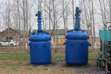 出售二手10吨搪瓷反应釜
