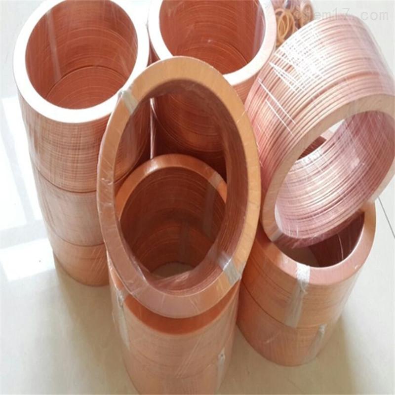 高品质齿形紫铜垫 紫铜退火垫圈生产厂家