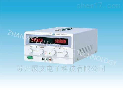 GPR-6060D    台湾固纬GWINSTEK线性直流稳压电源