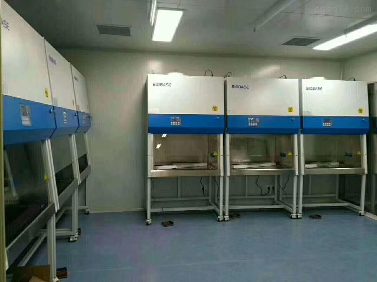 博科半排A2的生物安全柜平台
