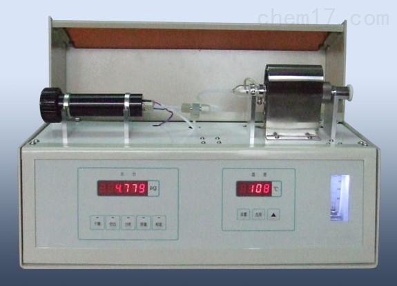 固体微量水分仪