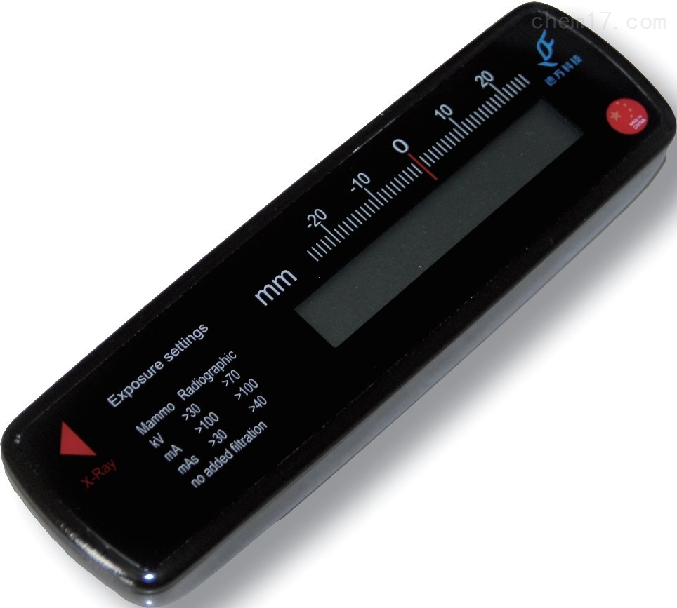 高精度自動光射野檢測尺
