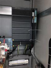 西门子6SE6440变频器开机报故障维修