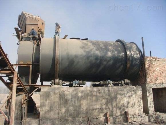 内蒙古紧急处理二手三筒沙子烘干机