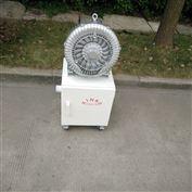 车床废料收集箱式工业吸尘器