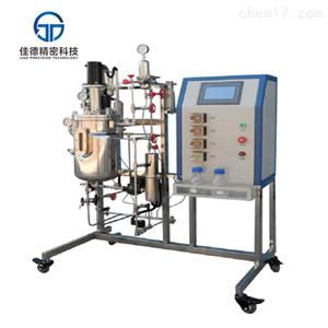 JD-SAFM-XL不锈钢固体沼气发酵设备
