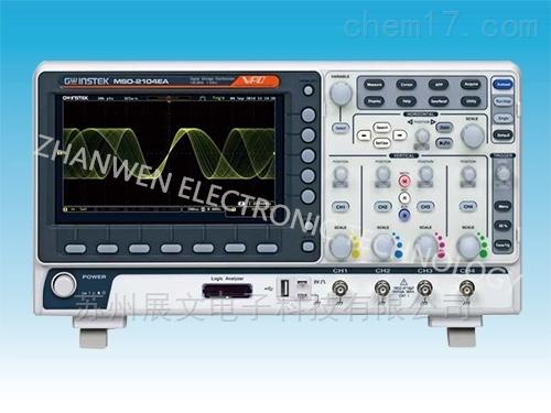 固纬GWINSTEK数字存储示波器MSO-2000E系列