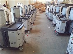 工厂打扫移动式粉尘吸尘器