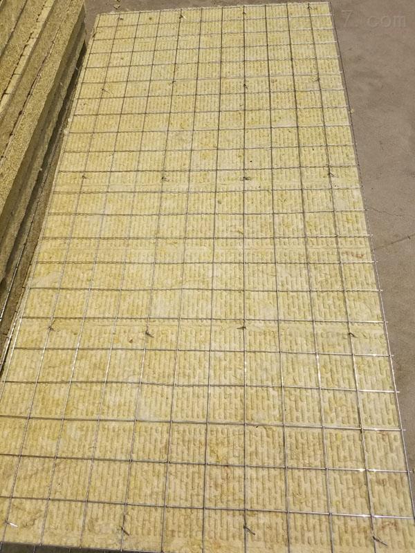 水泥竖式岩棉复合板供应商