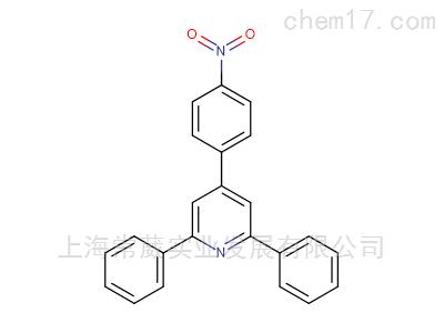 4-(4-硝基苯基)-2,6-二苯基吡啶