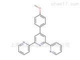 4'-(4-甲氧基苯基)-2,2':6',2''-三吡啶