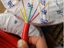 电葫芦电缆 带钢丝电缆 抗拉电缆