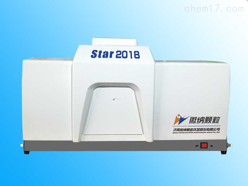 Winner star2018普及型濕法激光粒度分析儀