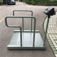 带打印重量日期轮椅透析平台秤