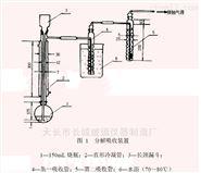 分解吸收装置 代森锰锌含量的测定 玻璃仪器