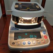 日本AND MX-50卤素水分测试仪