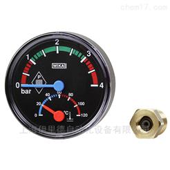 THM10用于压力和温度测量威卡WIKA温度压力计