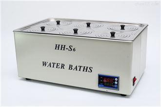 智能数显恒温水浴锅
