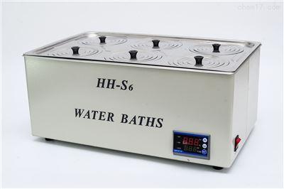 电子数显恒温水浴锅