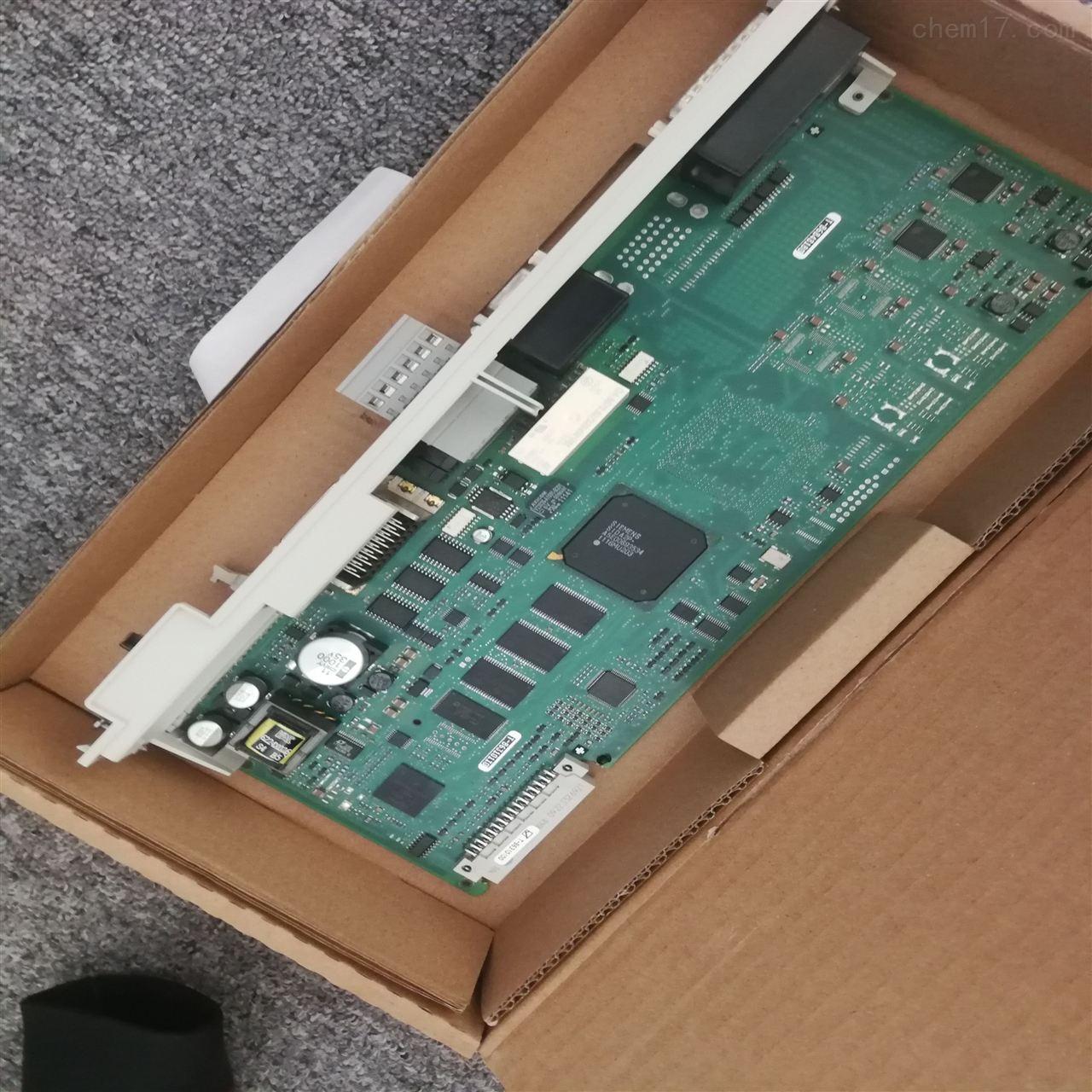 西门子数控设备6SL3120-1TE21-8AC0调试
