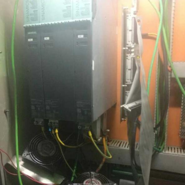 维修成功西门子828D系统报25201伺服故障