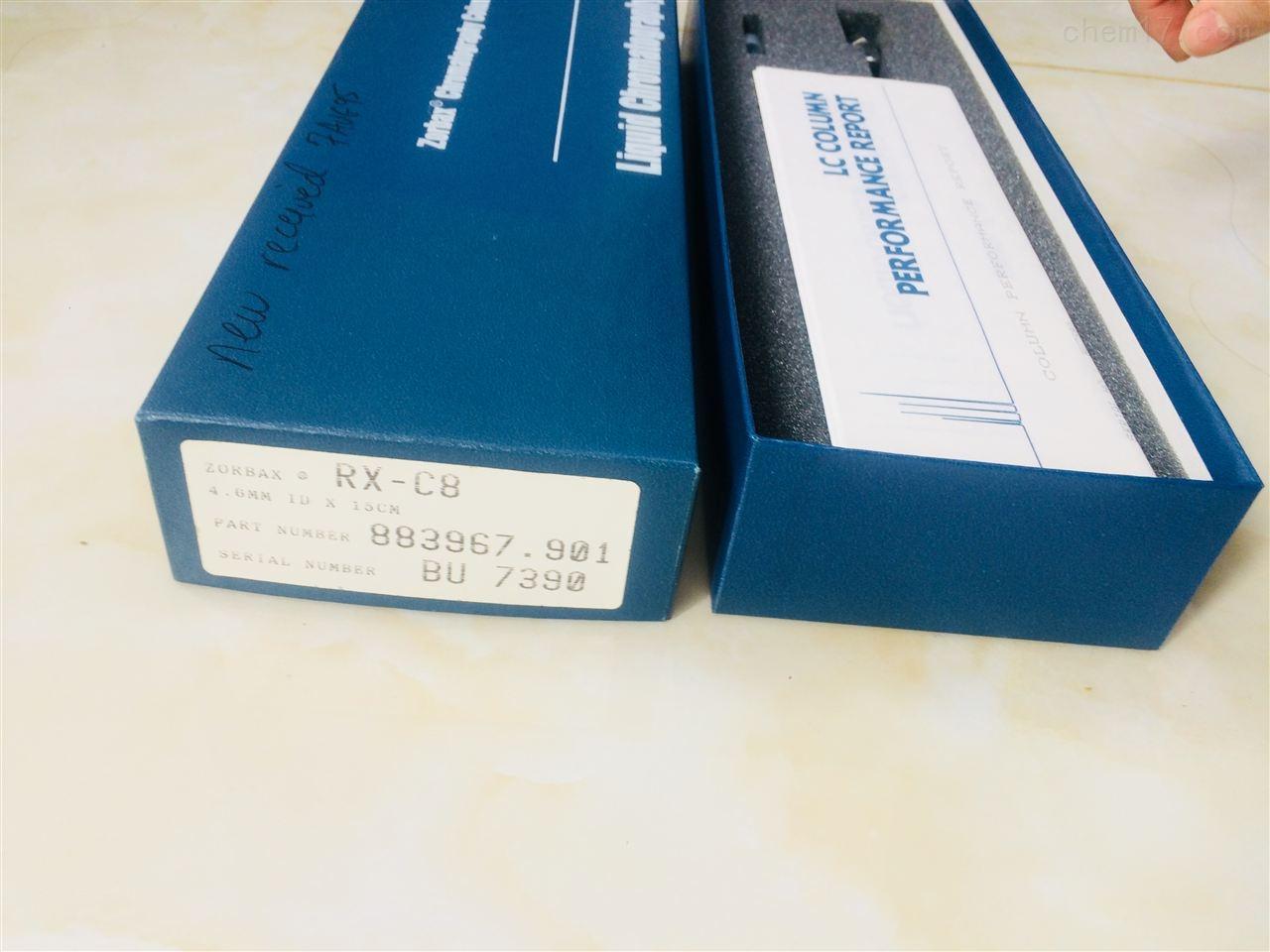 883967-901安捷伦883967-901HPLC 色谱柱液相色谱仪