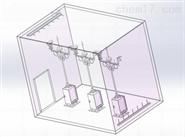 粉尘温湿度环境模拟实验室
