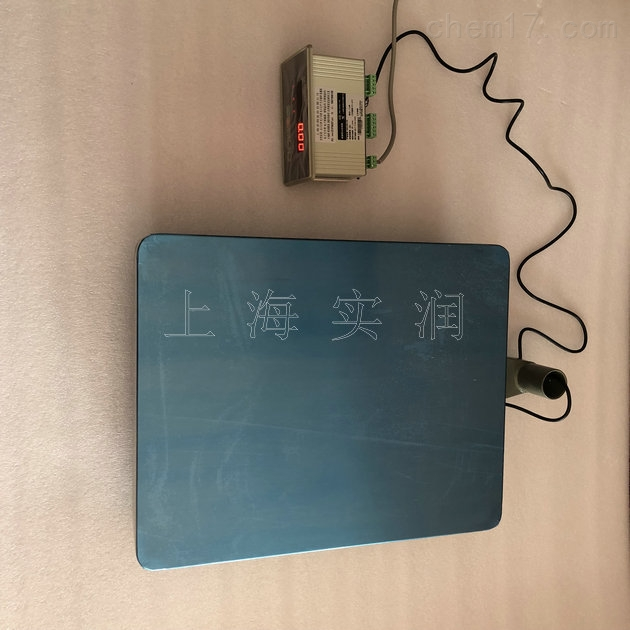 控制电磁阀门电子称,连接PLC控制柜电子秤