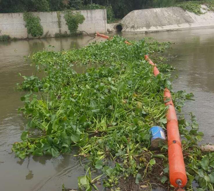 水库隔离垃圾浮体厂家