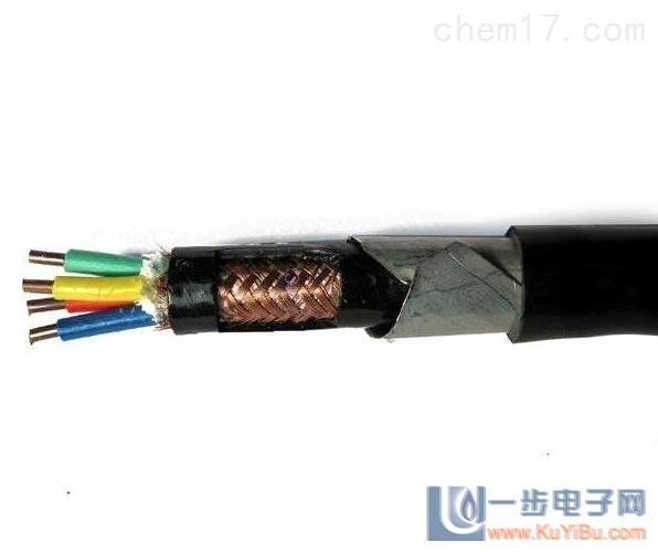 带插头MHYBV-7-1X25矿用通信拉力电缆