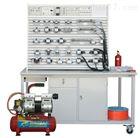KH-QY12铝槽式铁桌气动PLC控制实验台