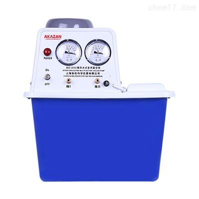 四氟型蒸馏水小型抽气泵循环真空泵