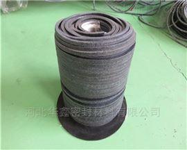 高強度耐磨損碳素盤根10*10報價
