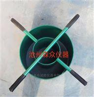 SZKR-500土石混合体双环注水渗透仪厂家