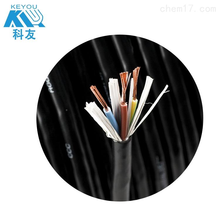 rvv电缆规格