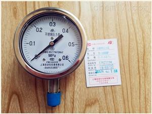 0-10Mpa高压压力表
