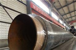 聚氨酯管道保温厂家说明