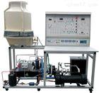 活塞式冷水机组电气实训智能装置|制冷制热