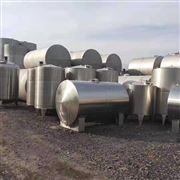 二手5吨不锈钢储液罐厂家直销