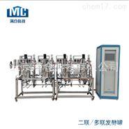 不锈钢发酵罐 液体发酵设备 全自动发酵系统