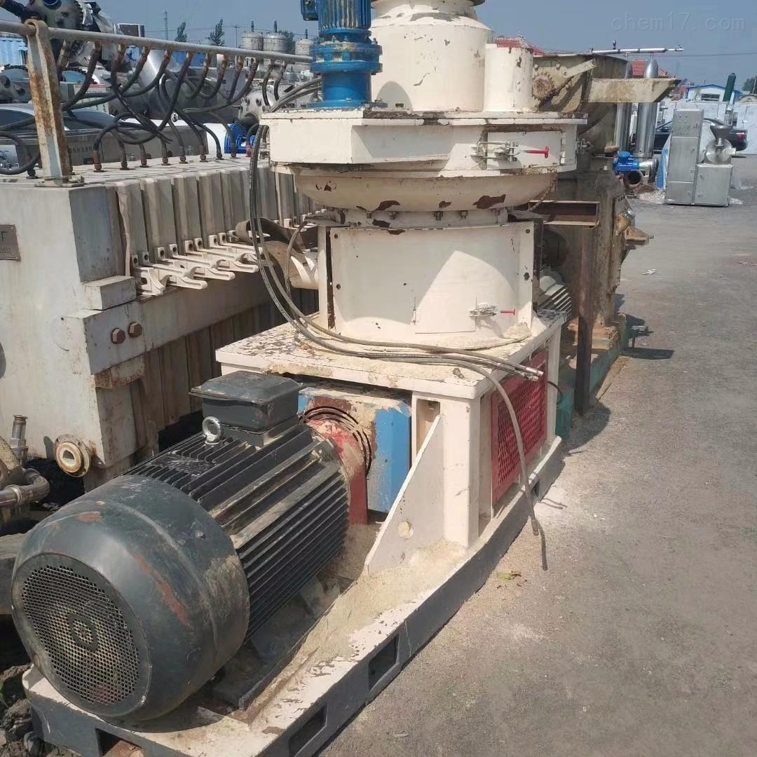 专业回收电机90千瓦的木屑颗粒生产线